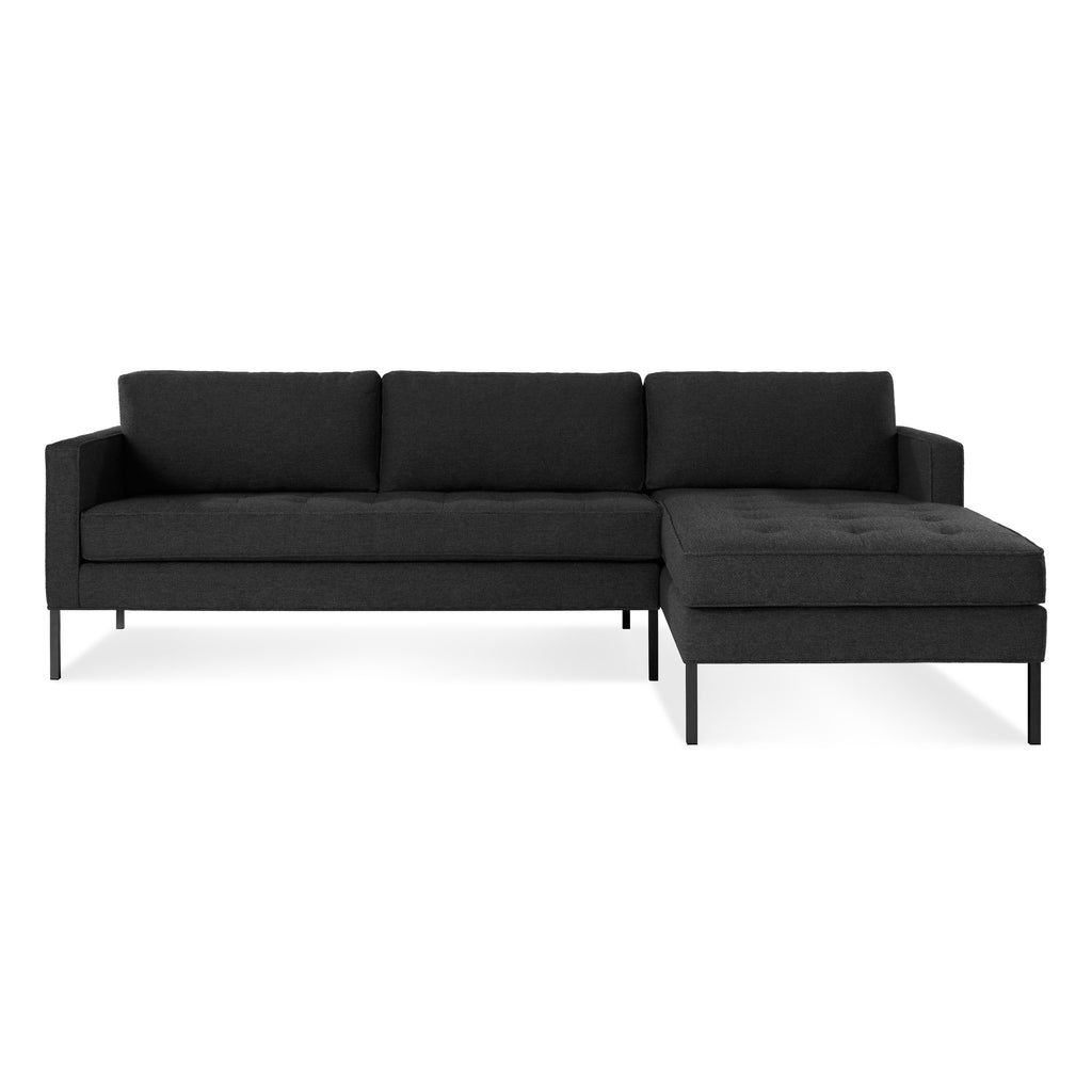 Paramount Sofa with Right Arm Chaise