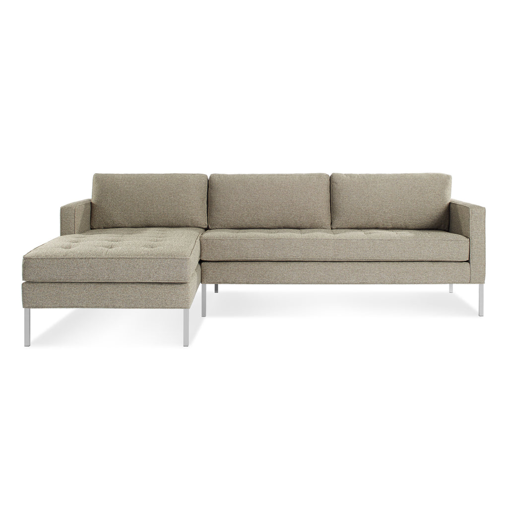 Paramount Sofa with Left Arm Chaise