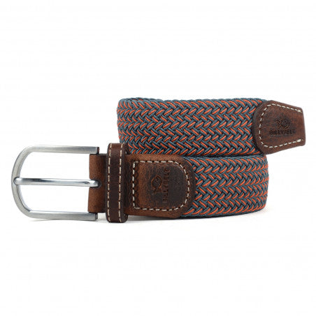 Multi Color Braided Belt
