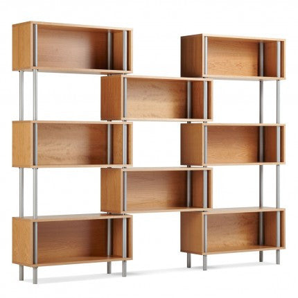 Chicago 8 Box Shelving Unit