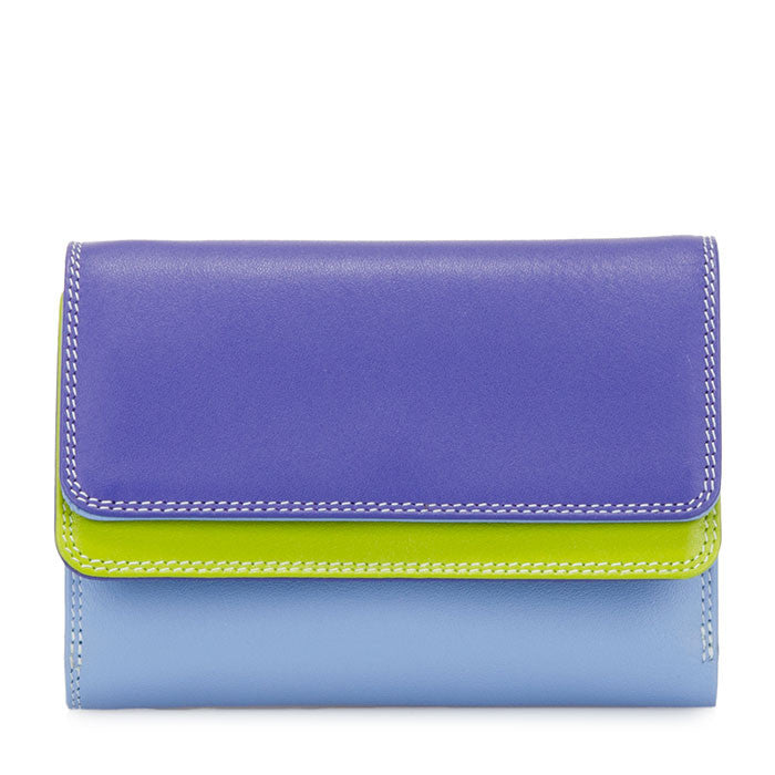 Double Flap Purse/Wallet