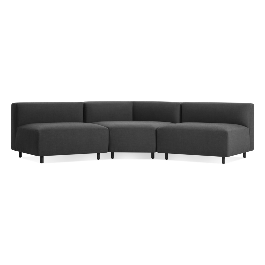 9 Yard Outdoor Angled Small Sectional Sofa
