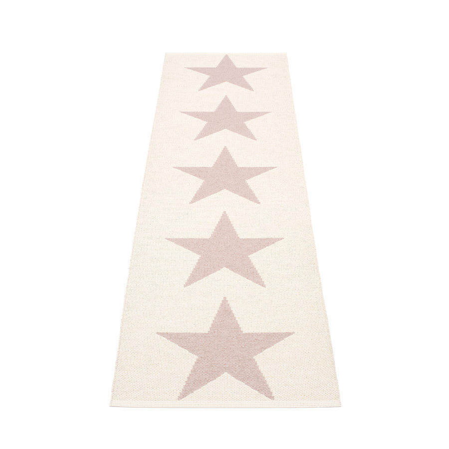 Viggo One Rug - Pale Rose/Vanilla