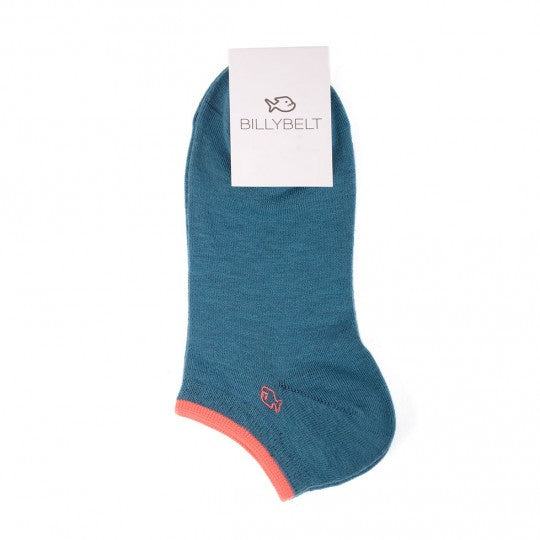 Cotton Ankle Solid Socks