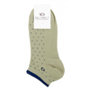 Cotton Ankle Square Socks