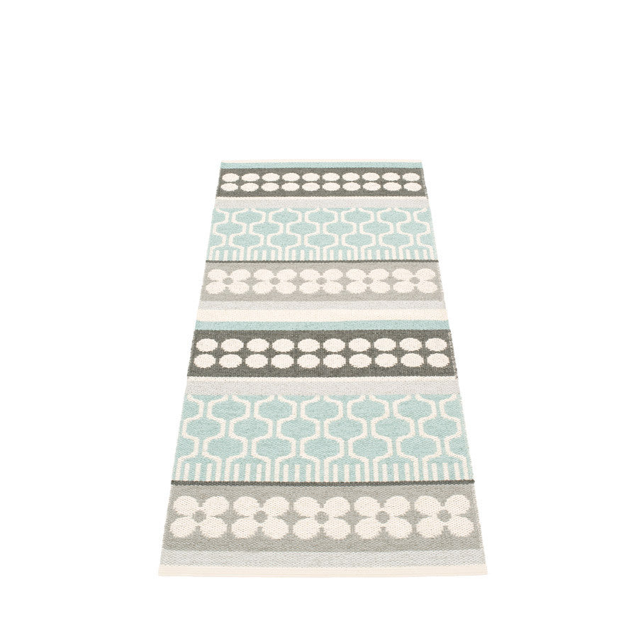 Asta Rug - Pale Turquoise