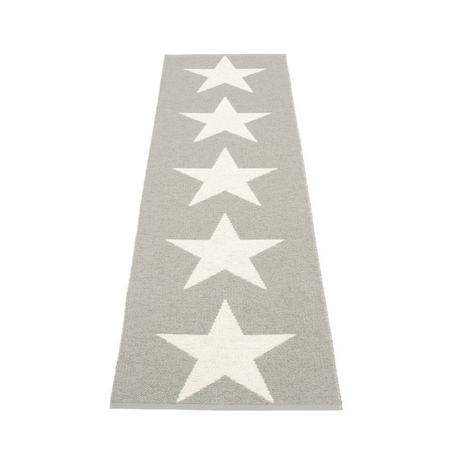 Viggo One Rug - Warm Grey/Vanilla
