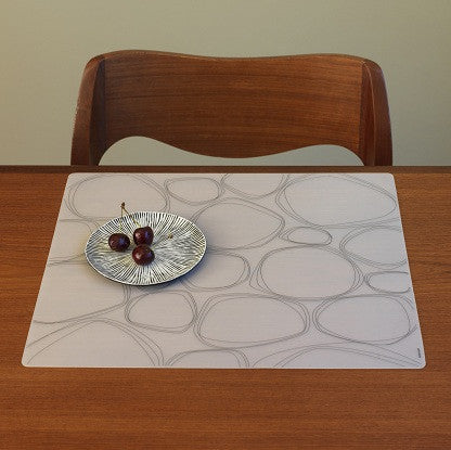 Silicone Table Mats - Pebbles