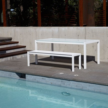 skiff outdoor bench by blu dot99900