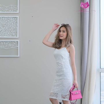 Nora Lace Dress