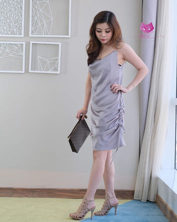 Ariana Silk Dress