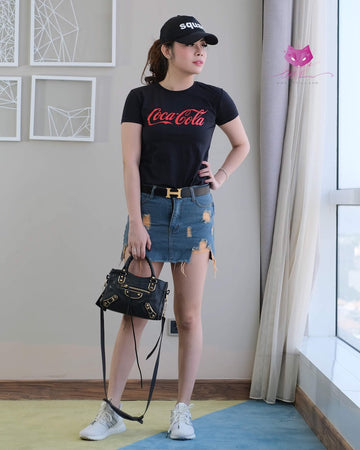 Branded Tee (COLA)