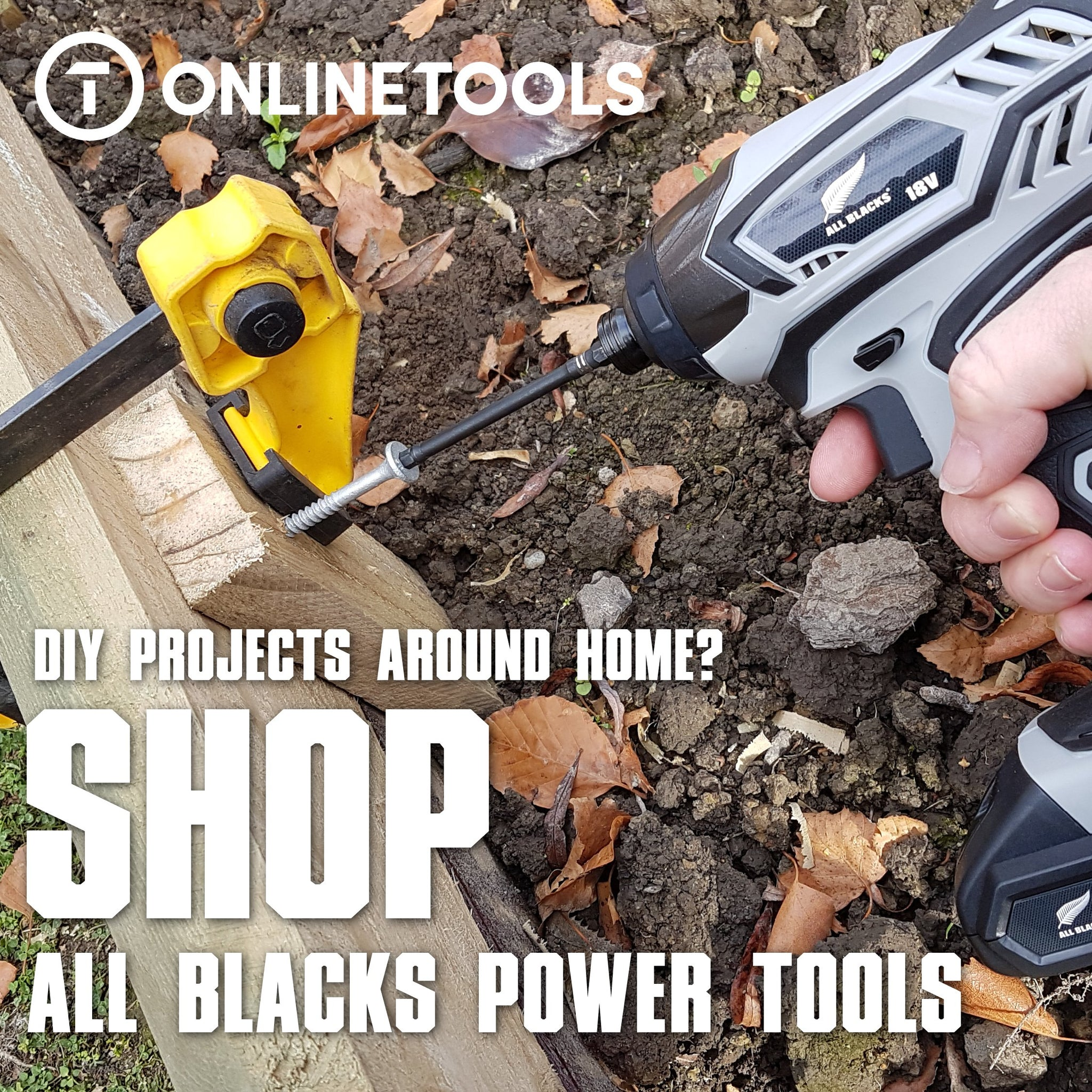 All Blacks Power Tools