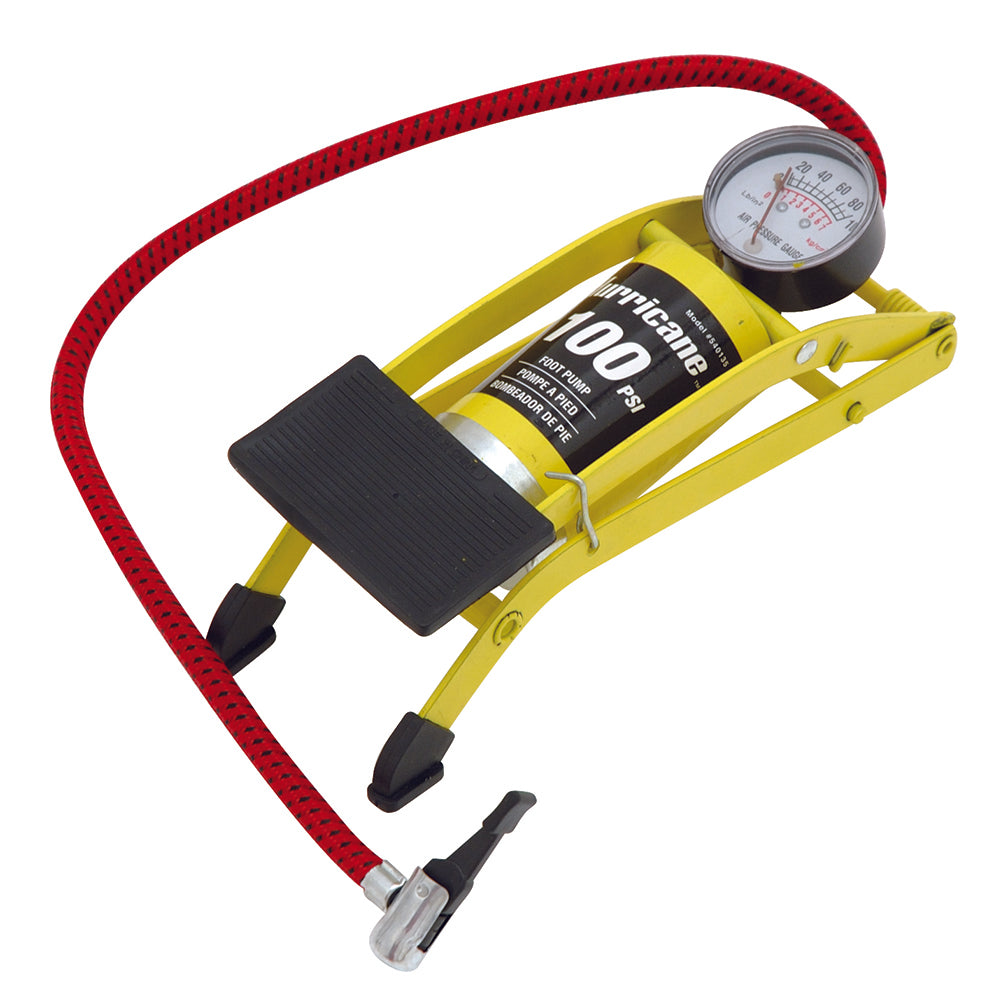 Foot Pump - Online Tools