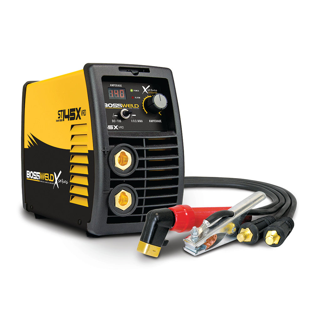 Bossweld ST-145X Extreme Stick/Tig Welder With VRD