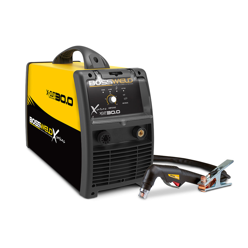 Bossweld X-CUT 30 Extreme Plasma Cutter Machine - Online Tools