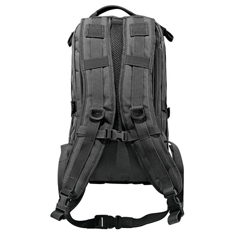 Backpack Transport Modular Assault – 18L Black - Online Tools - OnlineTools