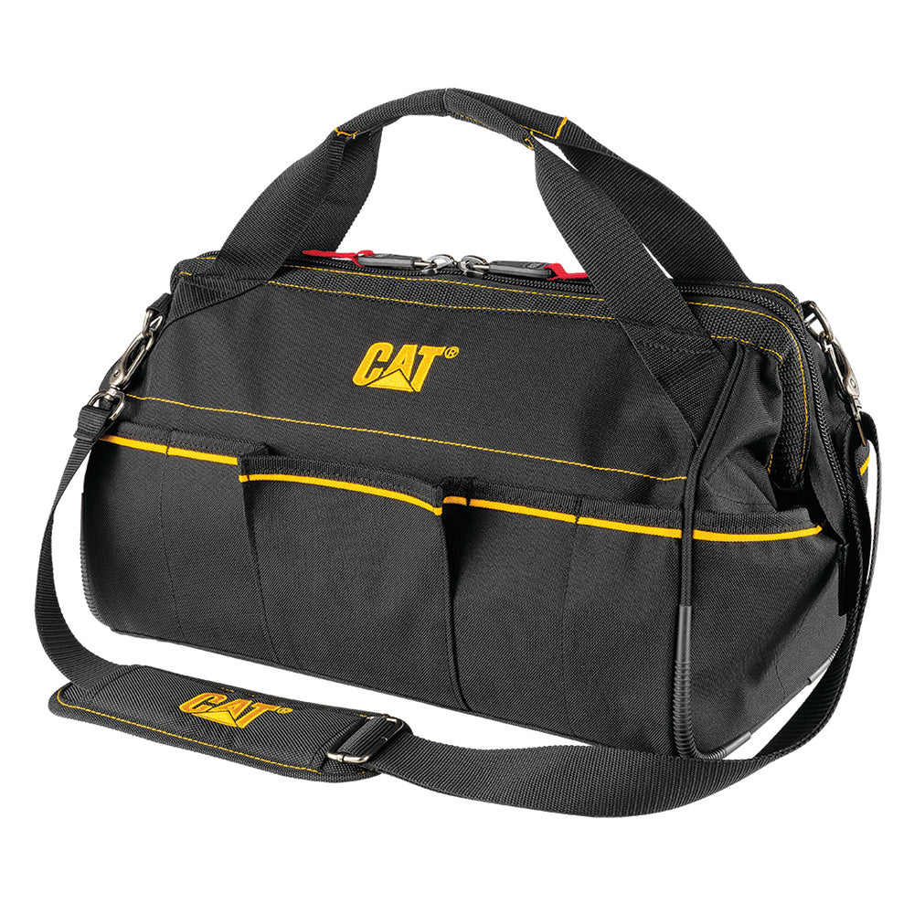 CAT® Wide Mouth Tool Bag - Large  - Online Tools