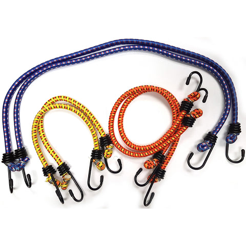 6pc Bungee Cord Set - Online Tools - OnlineTools