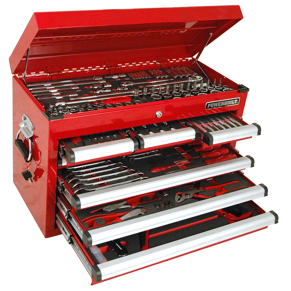 219pc Apprentice Tool Chest & Assorted Tools - Online Tools