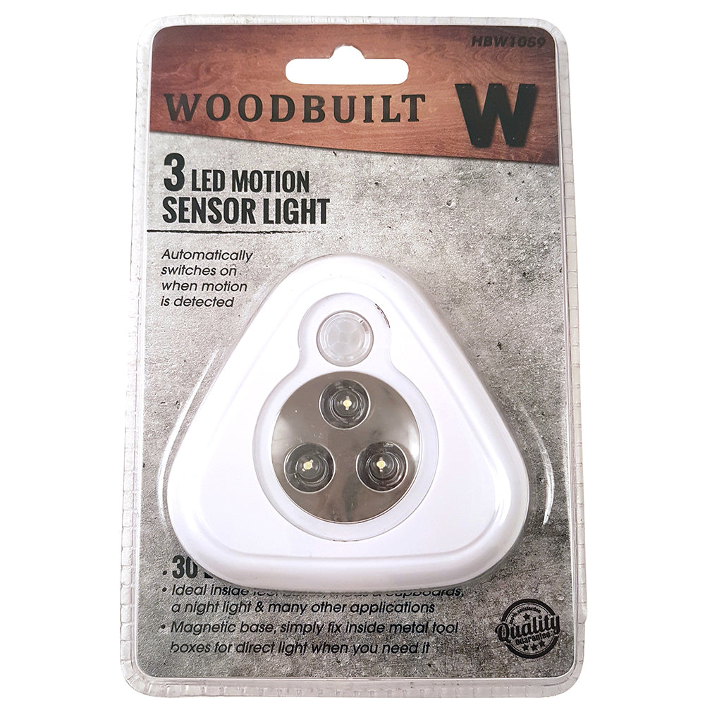 LED Motion Sensor Light - Online Tools