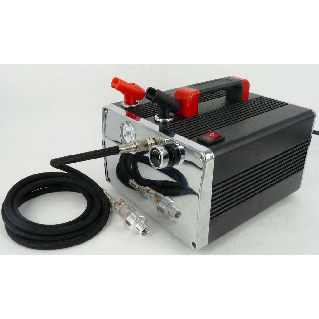 Air Brush Compressor New Model HS-217K