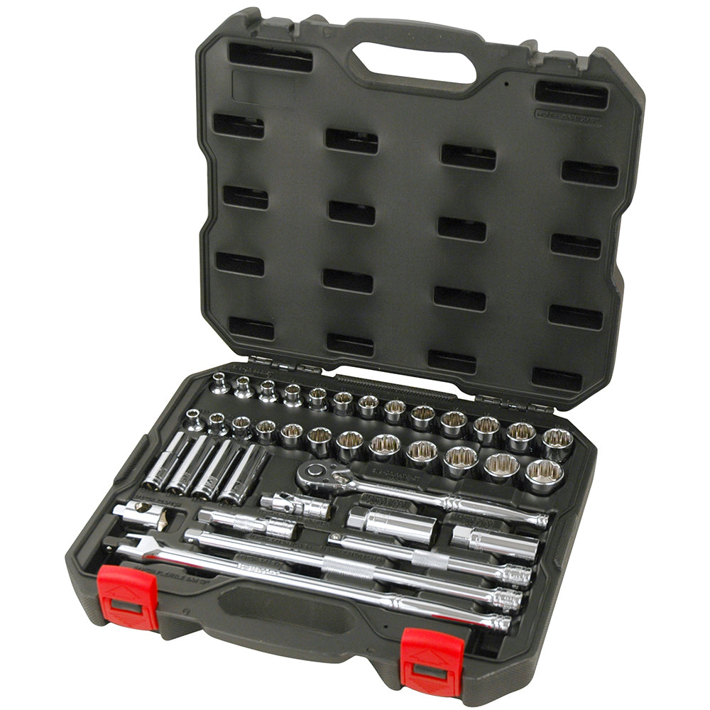 "3/8"" Dr 39pc Combination Socket Set - Online Tools"