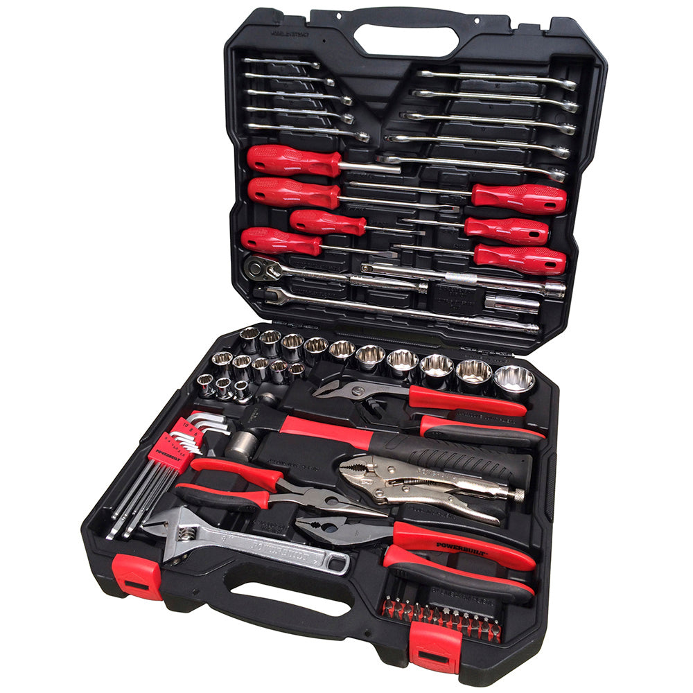 "1/2"" Dr 79pc Metric Tool Set - Online Tools"