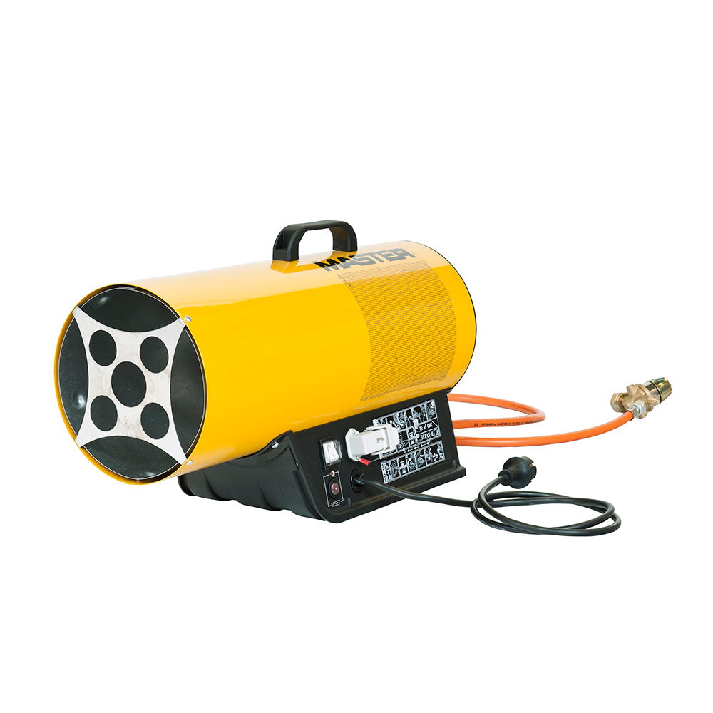 Master Industrial 14V Direct Fired Portable LPG Heater 16kW - Online Tools