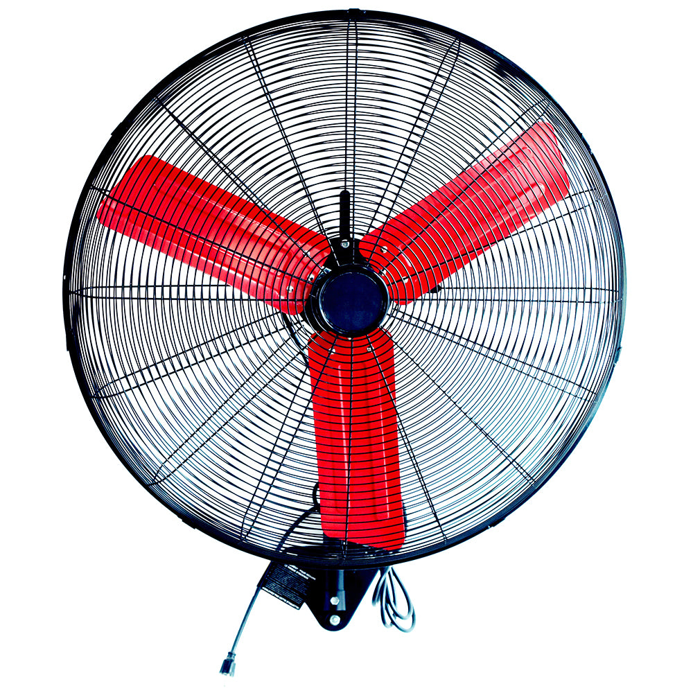 76cm High Velocity Wall-Mounted Fan - Online Tools