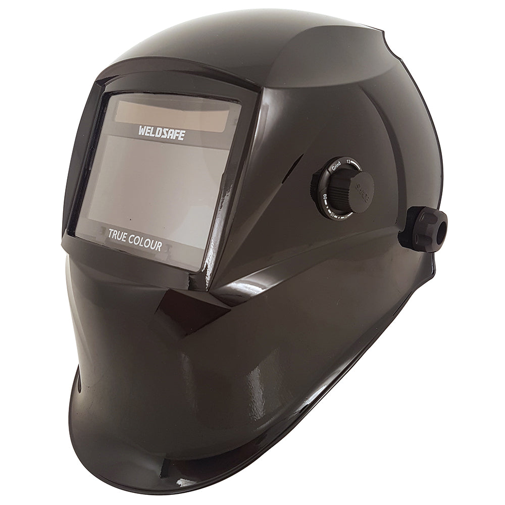 Platinum Dark Knight Welding Helmet - Online Tools