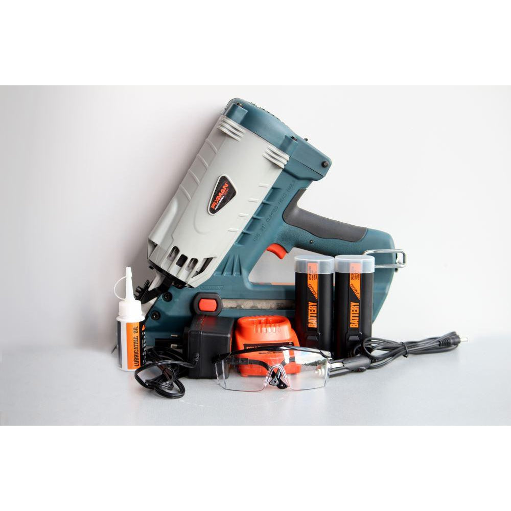 Fixman Cordless Gas Framing Gun