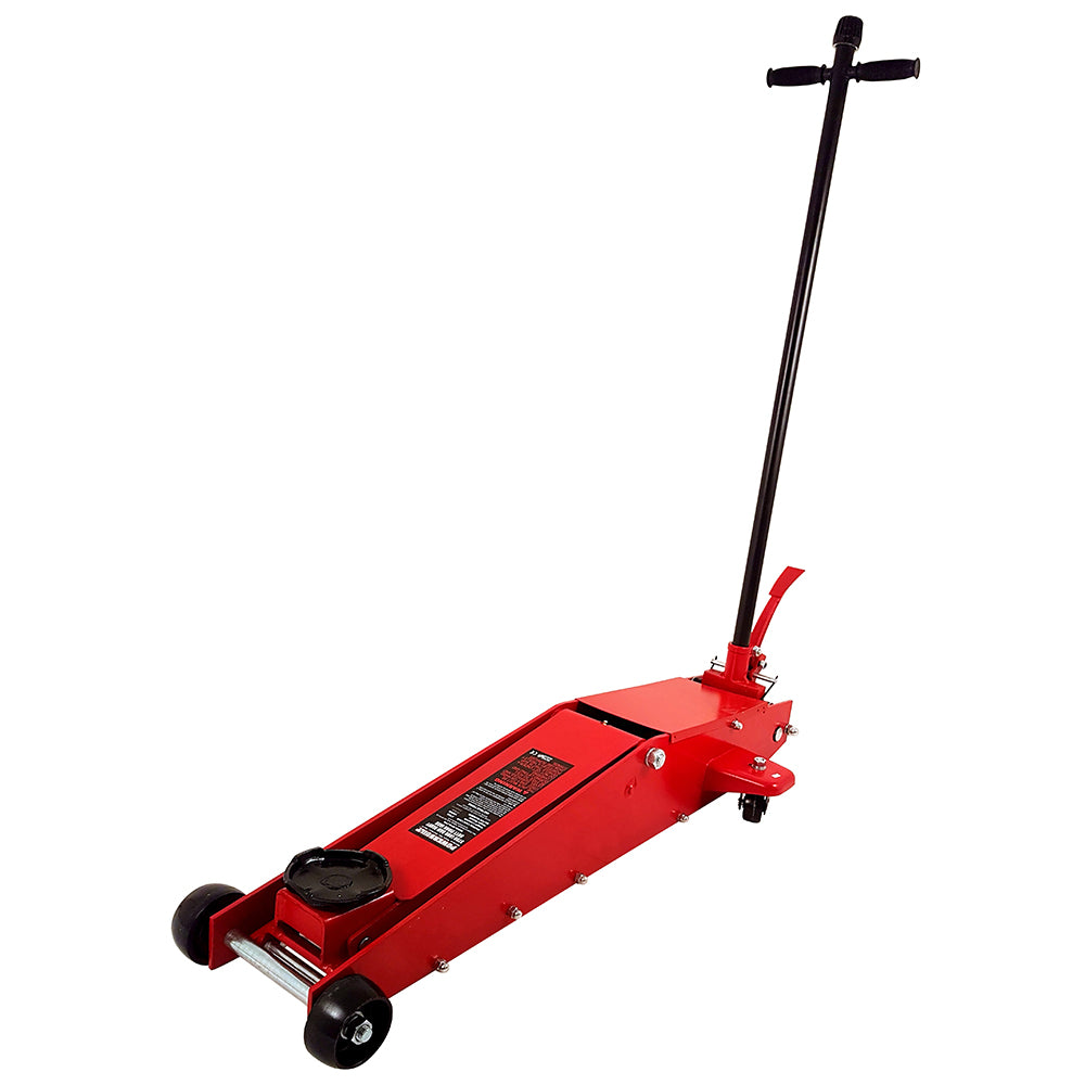 3 Ton / 2700kg Heavy Duty Long Ram Floor Jack - Online Tools