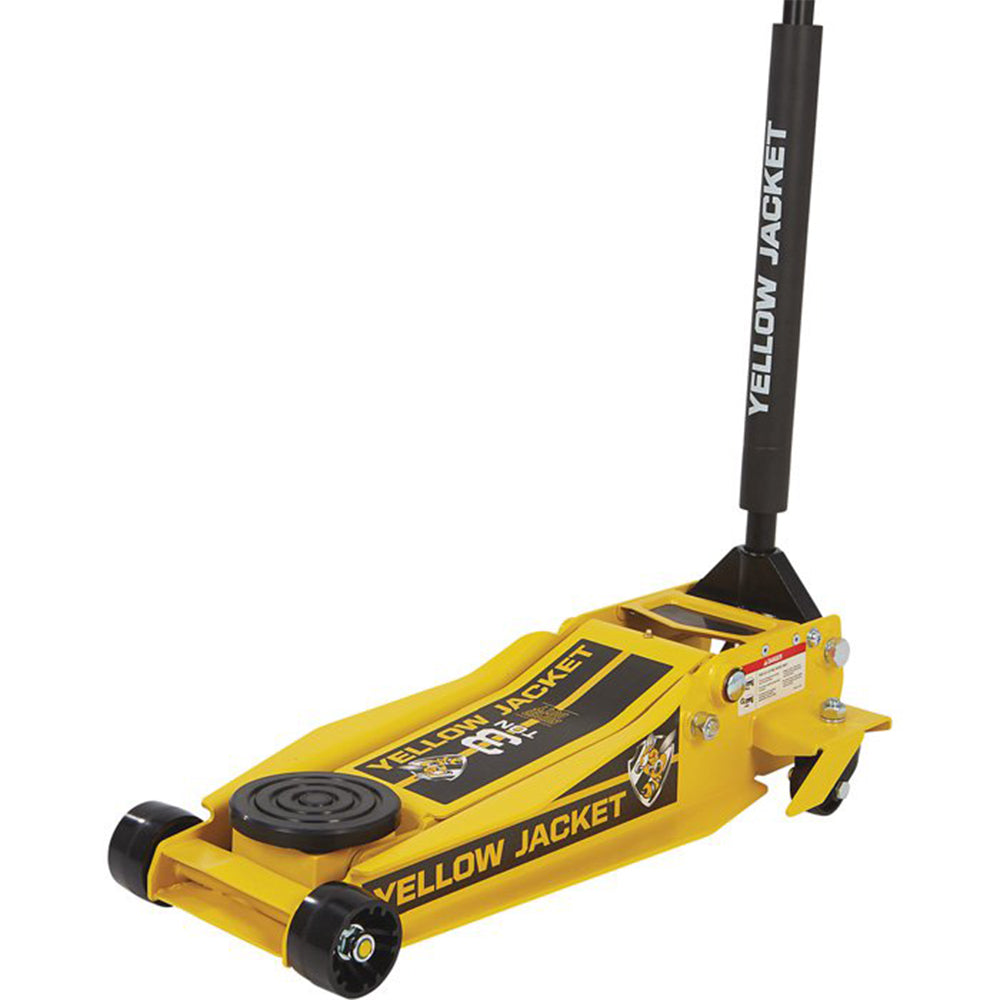 3 Ton / 2700kg Professional Super Duty Garage Jack Yellow Jacket