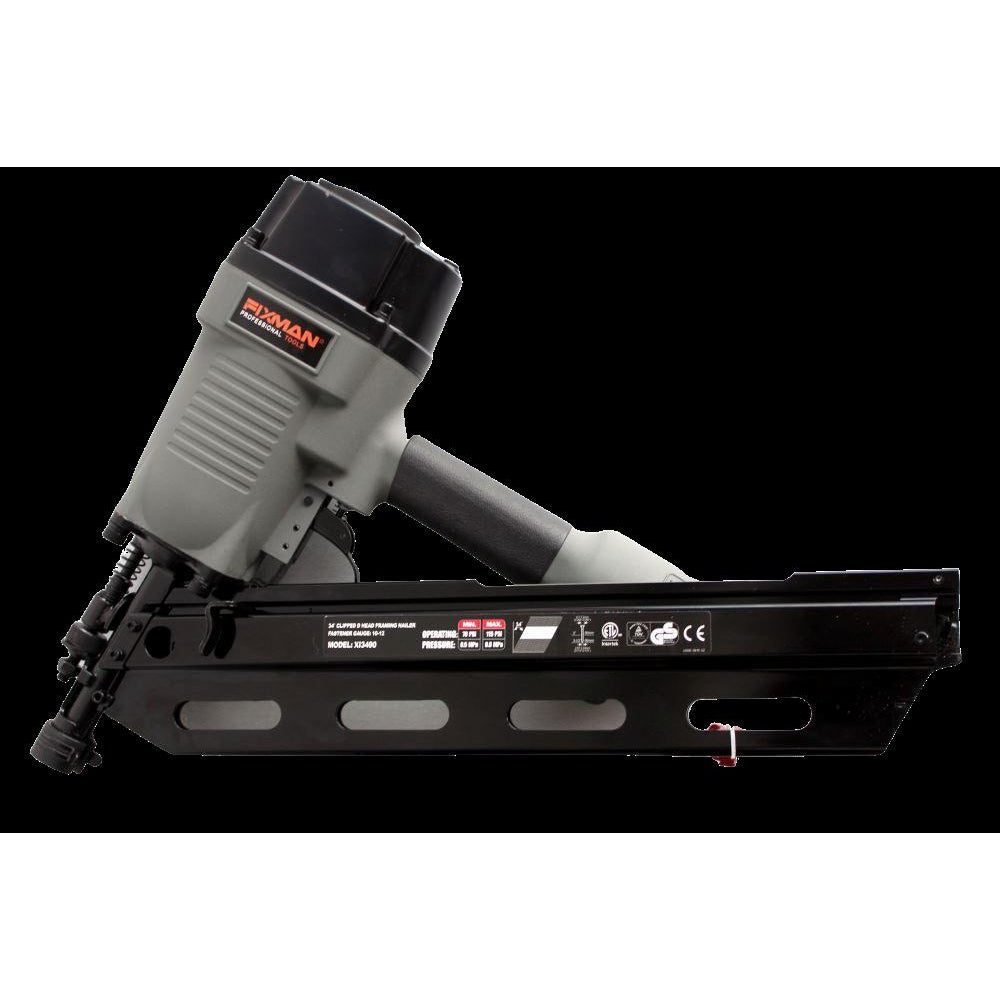Fixman Air Nail Framing Gun - Online Tools
