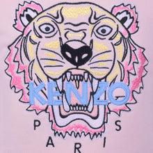 Load image into Gallery viewer, KENZO KIDS PINK TIGER SWEATER