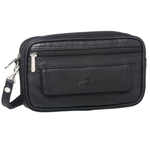 Pierre Cardin Mens Organiser Bag
