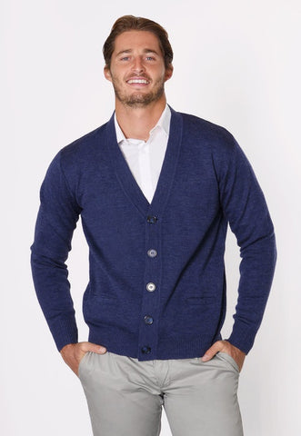 Fratelli Casual Guy 5 Button Cardigan