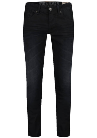 Garcia Savio Tapered Fit Black Jean