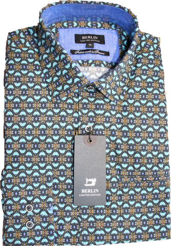 Berlin LS Casual Shirt L269