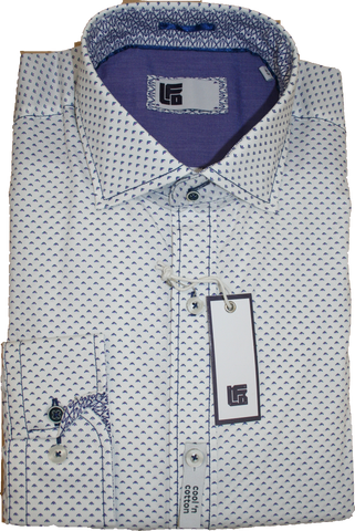 LFD LS Business Shirt Z3784