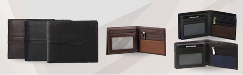 Pierre Cardin Leather Wallet PC1574