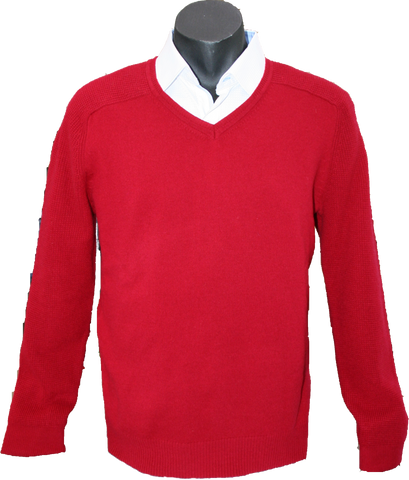 Sovrano Vee Neck Jumper 2039