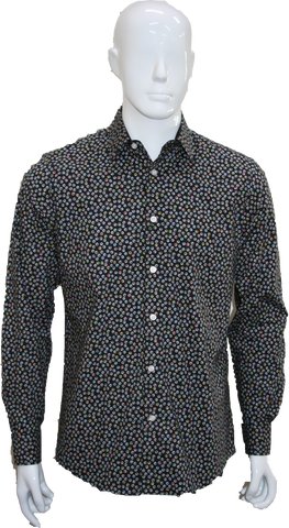 Cutler Black LS Shirt CW20699