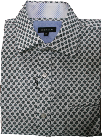Berlin LS Casual Shirt L291