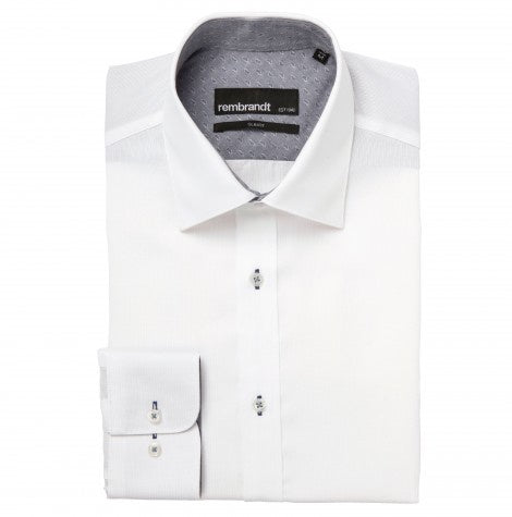 Rembrandt LS Business Shirt Barbican CSF0401