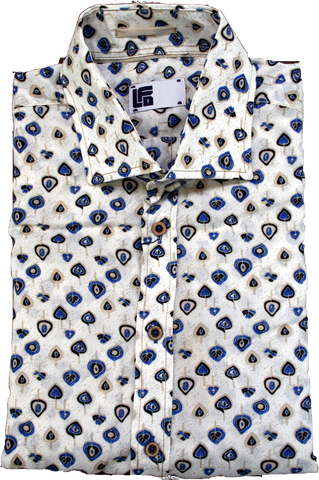 LFD Vintage SS Casual Shirt AA7089