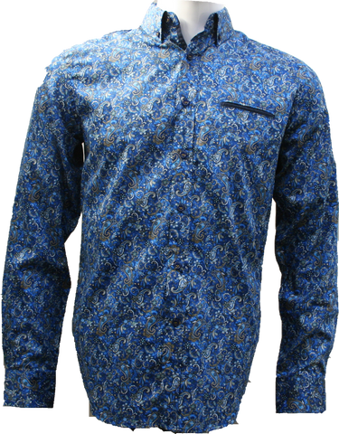 Cutler Robinson LS Shirt CS20645