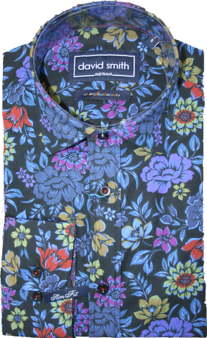 David Smith LS Casual Shirt DS2923