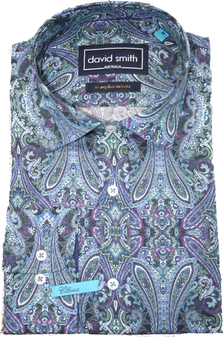 David Smith Enigma LS Shirt